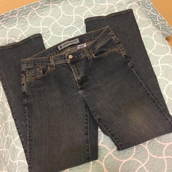 GAP Denim - Vintage Gap Low-Rise Bootcut jeans